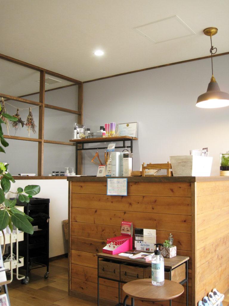 与謝野町美容院